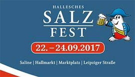 Salzfest in Halle 2018