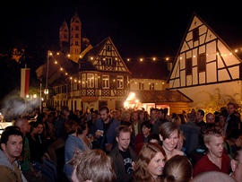 Altstadtfest in Speyer 2020